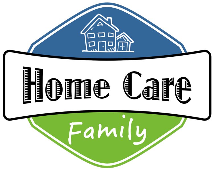 Home Care Family Logo